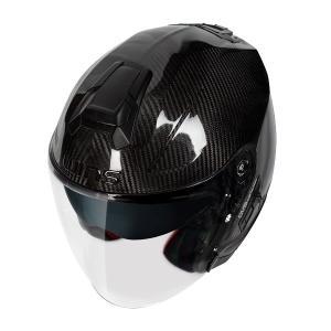 【1月以降の出荷】WINS A-FORCE RS JET インナーシールド付き カーボン ジェットヘルメット|motokichi|03