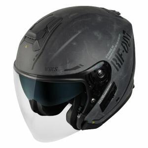WINS G-FORCE SS JET STEALTH ジェットヘルメット ストーングレー XLサイ...