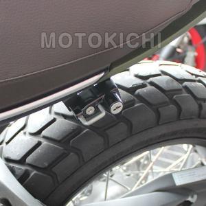 HDC-05004 KIJIMA ヘルメットロック スクランブラー 2015年〜 ヘルメットホルダー 【DUCATI】 motokichi