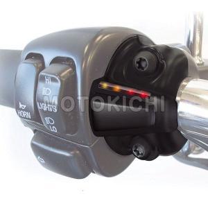 キジマ KIJIMA SY-999026 ホットグリップヒーター (ヒートデーモン) ブラック ハーレー用グリップヒーターの定番|motokichi