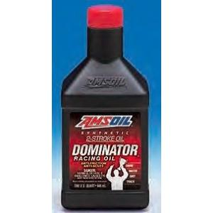 DOMINATOR Synthetic 2-Stroke Racing Oil 1QT(946ml)...