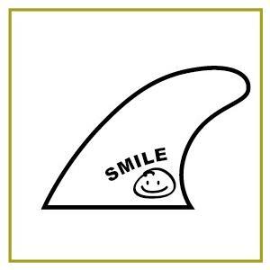 切り文字ステッカー   色&英数字・変更OK    SURF - FIN D    カッティングシート・シール・デカール|motologo