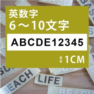 切り文字ステッカー  6〜10文字 色&英数字・変更OK   TEXT - A  SS/1cm   カッティングシート・シール・デカール|motologo