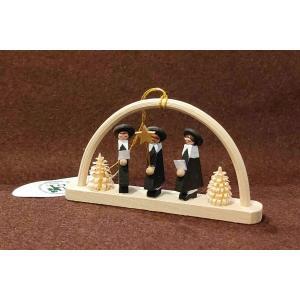ドイツ木工芸品オーナメント・アーチ キャロルを歌う子供たち 合唱隊|motomachi-takenaka