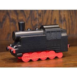 ドイツ木工芸品 煙出し トレイン 機関車 鉄道|motomachi-takenaka