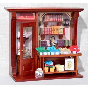 ドイツ ミニチュア・本屋 書店 ブックストア motomachi-takenaka