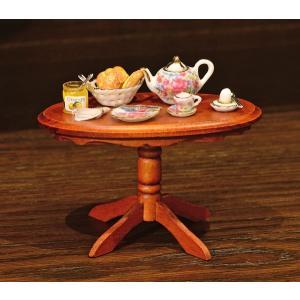 ドイツ ミニチュア・朝食のテーブル|motomachi-takenaka