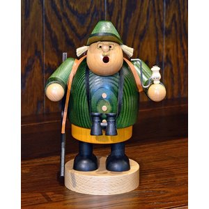 ドイツ木工芸品 煙出し人形 ハンター 猟師|motomachi-takenaka