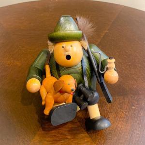 ドイツ木工芸品 煙出し人形 森の番人 森番|motomachi-takenaka