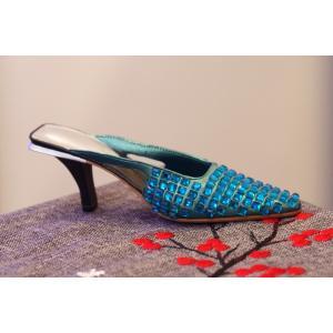 アメリカ ミニチュア靴 JUST THE RIGHT SHOE ジャスト・ザ・ライト・シュー Midori|motomachi-takenaka