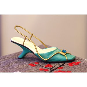 アメリカ ミニチュア靴 JUST THE RIGHT SHOE ジャスト・ザ・ライト・シュー Elegant Touch|motomachi-takenaka