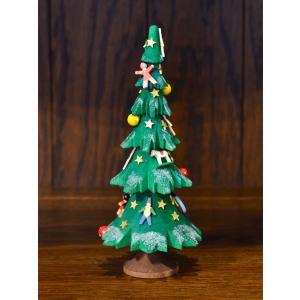 ドイツ木工芸品 クリスマスツリー ツリー|motomachi-takenaka