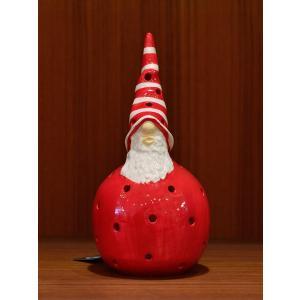 スウェーデン ランタン サンタの妖精 Hans(ハンス) ティーライトキャンドル用|motomachi-takenaka
