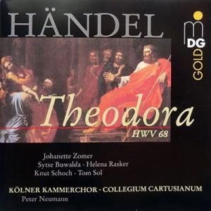 【中古】Peter neumann ペーター・ノイマン(指揮) / Handel:Theodora〔...