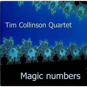TIM COLLINSON QUARTET ティム・コリンソン・クァルテット / MAGIC NUM...