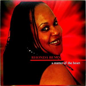 RHONDA BENIN ロンダ・ベニン / A MATTER OF THE HEART|motomachirhythmbox