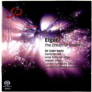 COLIN DAVIS コリン・デイヴィス(指揮) / ELGAR : THE DREAM OF G...