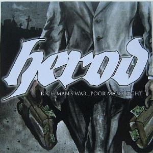 【中古】herod ヘロデ  /  RICH MAN'S WAR・・・POOR MAN'S FIGHT 〔輸入盤CD〕 motomachirhythmbox