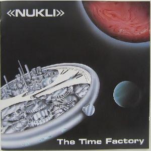 【中古】NUKLI ニュークリ / THE TIME FACTORY〔輸入盤CD〕 motomachirhythmbox