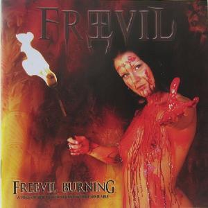 【中古】 FREEVIL フリーヴィル / FREEVIL BURNING〔輸入盤CD〕 motomachirhythmbox
