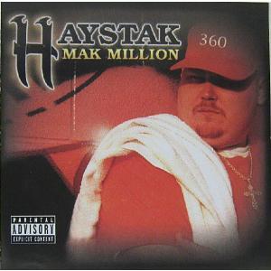 【中古】HAYSTAK MAK MILLION ヘイスタック・マック・ミリオン / HAYSTAK MAK MILLION〔輸入盤CD〕 motomachirhythmbox