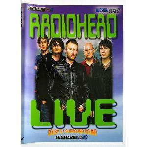 【中古】RADIOHEAD レディオヘッド / LIVE〔DVD〕