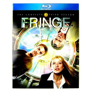 【中古】FRINGE  THE COMPLETE THIRD SEASON〔Blu-ray〕|motomachirhythmbox