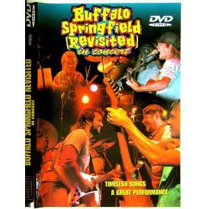 【中古】BUFFALO SPRINGFIELD(REVISITED) バッファロー・スプリングフィールド(リヴィジテッド) / IN CONCERT〔DVD〕|motomachirhythmbox