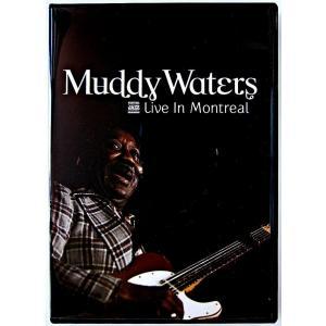 【中古】MUDDY WATERS マディ・ウォーターズ / Live In Montreal〔輸入盤DVD〕 motomachirhythmbox