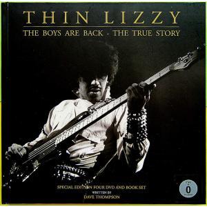 【中古】THIN LIZZY シン・リジィ / THE BOYS ARE BACK - THE TRUE STORY〔輸入盤DVD〕 motomachirhythmbox