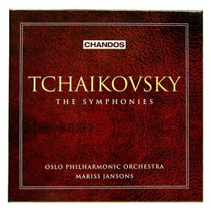 MARISS JANSONS マリス・ヤンソンス(指揮) / TCHAIKOVSKY : THE SYMPHONIES