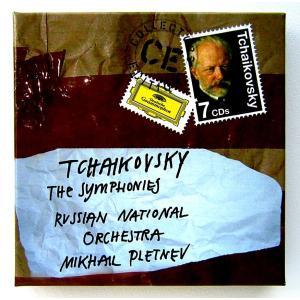 MIKHAIL PLETNEV ミハイル・プレトニョフ(指揮) / TCHAIKOVSKY : THE SYMPHONIES
