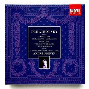 ANDRE PREVIN アンドレ・プレヴィン(指揮) / TCHAIKOVSKY : THE BALLETS