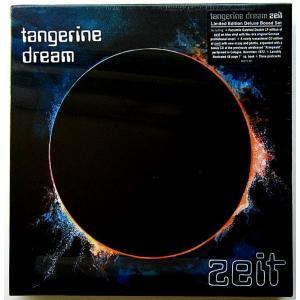 【中古】 TANGERINE DREAM タンジェリン・ドリーム / ZEIT  Limited Edition Deluxe Boxed Set〔CD +LP〕|motomachirhythmbox