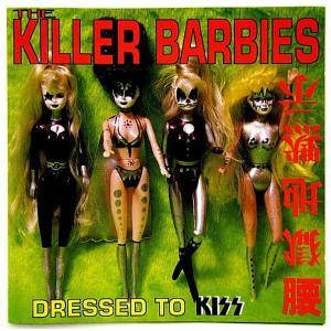 【中古】THE KILLER BARBIES ザ・キラー・バービーズ / DRESSED TO KISS 〔CD〕 motomachirhythmbox
