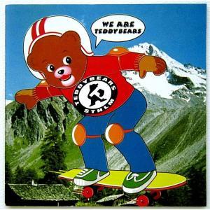 【中古】 TEDDY BEARS STHLM テディ・ベアーズ・ストックホルム / WE ARE TEDDYBEARS〔CD〕 motomachirhythmbox