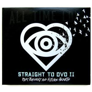 【中古】 ALL TIME LOW オール・タイム・ロウ / STRAIGHT TO DVD II  PAST,PRESENT AND FUTURE HEARTS〔CD〕  motomachirhythmbox