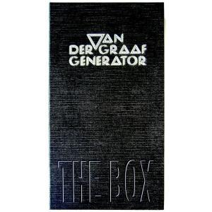 【中古】 VAN DER GRAAF GENERATOR ヴァン・ダー・グラーフ・ジェネレーター / THE BOX〔CD〕|motomachirhythmbox
