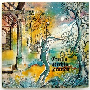 【中古】QUELLA VECCHIA LOCANDA クエラ・ヴェッキア・ロカンダ / QUELLA VECCHIA LOCANDA 〔CD〕|motomachirhythmbox