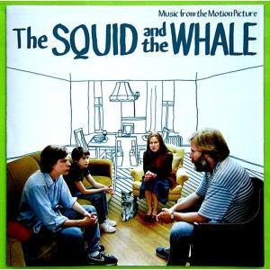 【中古】THE SQUID AND THE WHALE イカとクジラ オリジナル・サウンドトラック 〔CD〕|motomachirhythmbox