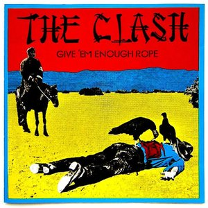 【中古】THE CLASH ザ・クラッシュ / GIVE 'EM ENOUGH ROPE 〔CD〕|motomachirhythmbox