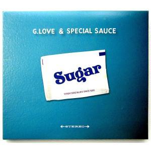 【中古】 G.LOVE & SPECIAL SAUCE G.ラヴ&スペシャル・ソース / SUGAR〔CD〕 motomachirhythmbox