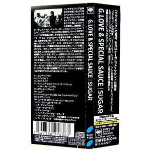【中古】 G.LOVE & SPECIAL SAUCE G.ラヴ&スペシャル・ソース / SUGAR〔CD〕 motomachirhythmbox 03