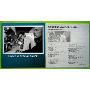 【中古】 G.LOVE & SPECIAL SAUCE G.ラヴ&スペシャル・ソース / SUGAR〔CD〕 motomachirhythmbox 04