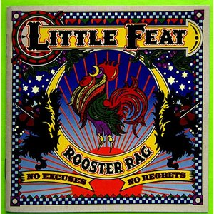 【中古】LITTLE FEAT リトル・フィート / ROOSTER RAG 〔CD〕 |motomachirhythmbox