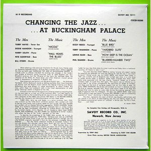 【中古】DIZZY REECE & TUBBY HAYES ディジー・リース&タビー・ヘイズ / CHANGING THE JAZZ BUCKINGHAM PALACE 〔CD〕 |motomachirhythmbox|02