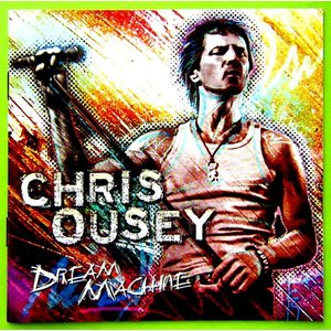【中古】CHRIS OUSEY クリス・ウーズィー / DREAM MACHINE 〔CD〕|motomachirhythmbox