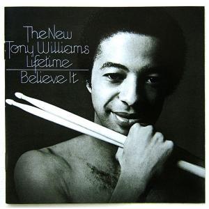 【中古】TONY WILLIAMS トニー・ウィリアムズ(ドラム) / BELIEVE IT 〔CD〕|motomachirhythmbox
