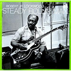【中古】ROBERT JR. LOCKWOOD ロバート・ジュニア・ロックウッド / STEADY ROLLIN' MAN 〔CD〕 motomachirhythmbox