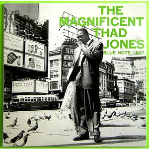 【中古】THAD JONES サド・ジョーンズ(トランペット) /THE MAGNIFICENT THAD JONES 〔CD〕|motomachirhythmbox